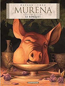 """Afficher """"Murena n° 10<br /> Le banquet"""""""