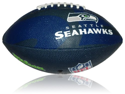 Junior Football - Seattle Seahawks (Mehrfarbig)