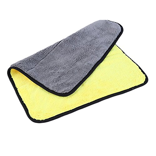 Paxten-TM-Asciugamano-in-microfibra-per-pulizia-auto-Car-care-Panno-per-pulizia-45-x-38-cm-Hot-seller