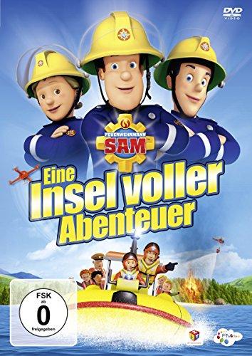 Feuerwehrmann Sam - Eine Insel voller Abenteuer (9.Staffel Teil 3) (Sam-abenteuer)