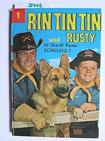 Rin Tin Tin und Rusty. Bd. 1. Ist Sheriff Porter