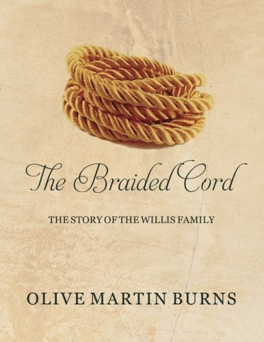 Olive Cord (The Braided Cord: The Story of the Willis Family)