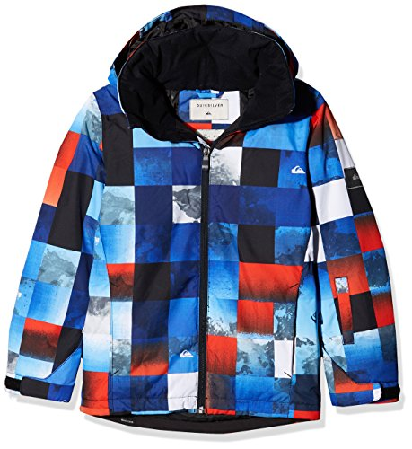 Quiksilver Mission Printed Youth Jk Chaqueta Nieve