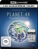 Planet 4K - Unsere Erde in Ultra HD (2 x 4K UHD-BD + 2 x BD) [Blu-ray] -