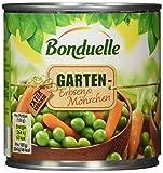Bonduelle Garten-Erbsen und Möhrchen, 265 g