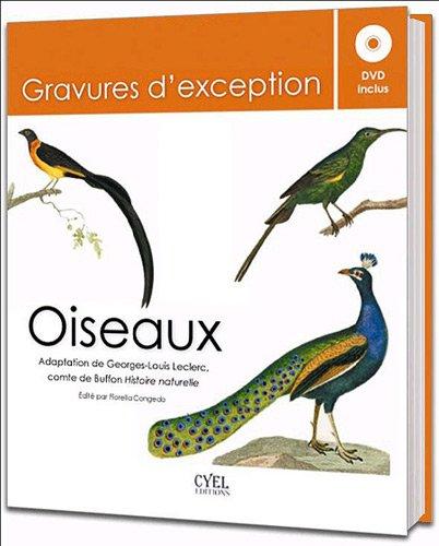 Oiseaux : Gravures d'exception (1DVD)