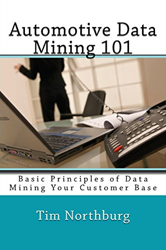Automotive Data Mining 101: Basic Principles Of Data Mining Your Customer Base