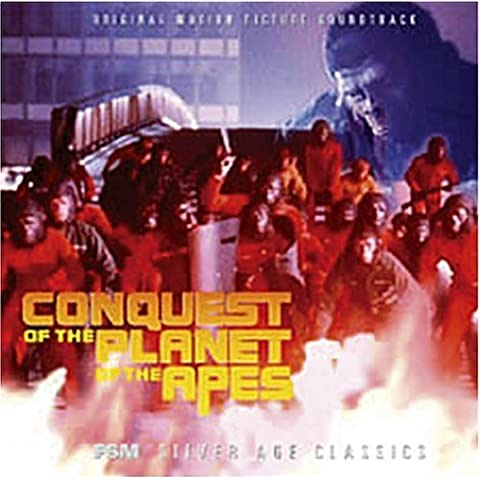 Conquest of the Planet of the Apes: Battle for the Planet of the Apes