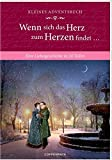 Kleines Adventsbuch - Im Schnee lagen drei Haselnüsse ...: Das Aschenbrödel-Märchen in 24 Kapiteln - Daniela Vogel