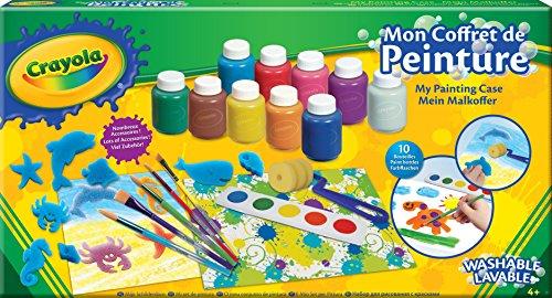 crayola-54-9039-e-000-valigetta-del-pittore-kit-creativo-con-accessori