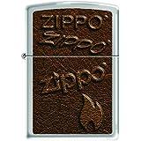 Zippo 60001505 Imitation Briquet Laiton High Polish Chromé 3,5 x 1 x 5,5 cm