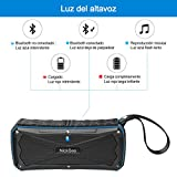 NickSea Altavoz Bluetooth Portátil 16W