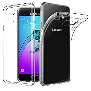 Samsung Galaxy A3 2016 Cover Case, EasyAcc Liquid Crystal Ultra Sottile Crystal Clear trasparente Custodia Cover Soft Premium TPU trasparente Custodia Back Cover Slim Case per Samsung Galaxy A3 2016 A310 4.7""