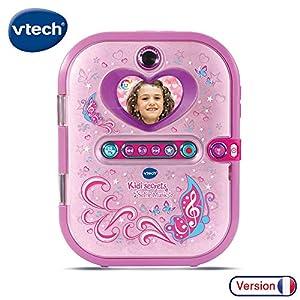 VTech Kidisecrets Selfie Music - Electrónica para niños (Rosa, De plástico, CE, 6 año(s), Chica, 12 año(s))