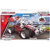 Meccano - Buggy de competición, con control remoto, 130 piezas