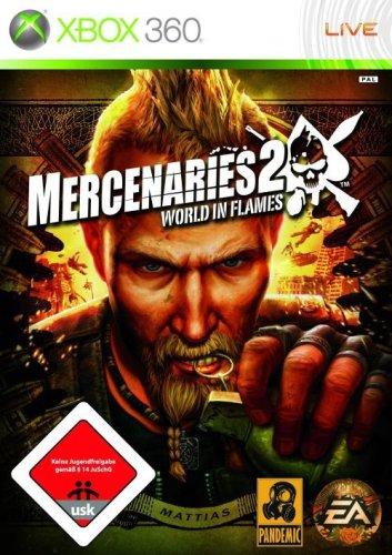 Electronic Arts GmbH Mercenaries 2: World in Flames