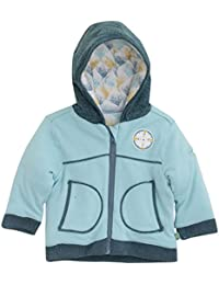 Mini Klub Boys Quilted Jacket with Hood