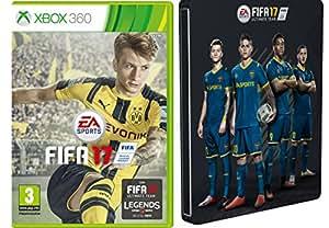 FIFA 17 + Steelbook Esclusiva Amazon - Xbox 360