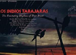 the fascinating rhythms of their brazil LP