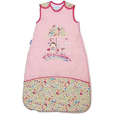 La Compañía Gro Grobag conejo y paraguas–Saco de dormir para bebé