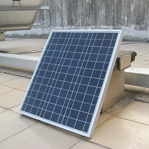 ECO-WORTHY 40 Watt 12 Volt RV Poly Solar Panel 40w 12v Solar Panels Module for RV Boat Camper Charger