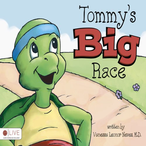 Tommy's Big Race  Audiolibri