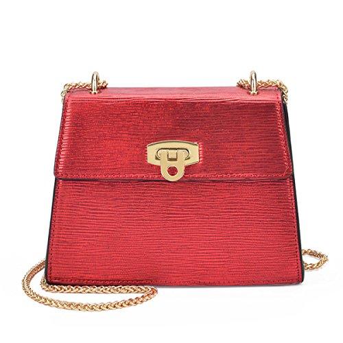 KYFW Womens Fashion New Tide Simple Wild Messenger Tote Handtaschen Umhängetaschen A