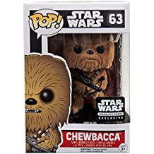 Star Wars se reunió Chewbacca POP! Figura Restricción generosidad de contrabandistas