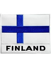 Aufnäher Finnland | D151