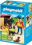 PLAYMOBIL 5125 - Hofhund mit Welpen