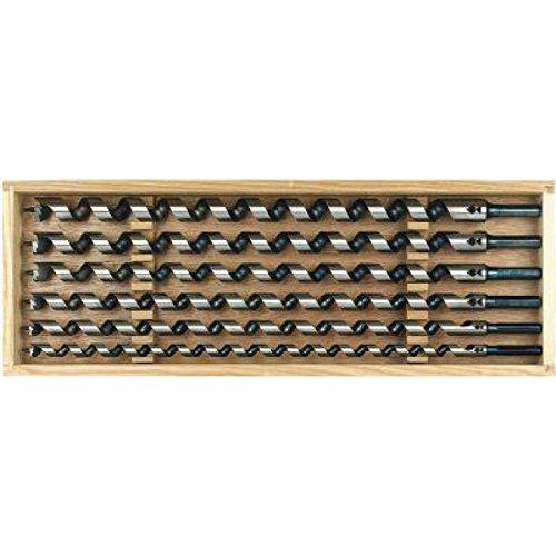 Schlangenbohrer-Satz LEWIS 6Tlg 460mm FISCH