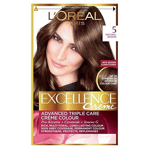 loreal excellence brun naturel - Coloration Brun Chocolat L Oral