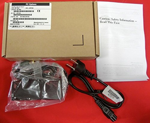 Netzteil für Original IBM&Lenovo 20V 4.5A 90W Replacement AC Adapter for IBM&Lenovo Notebook Models: IBM Lenovo ThinkPad T420 417859U T420 418064U T420 4180NEU T420s T420s 41717FU T420s 41732BU T500 T510 T510i T520 Dual-Core T60 T60 1951 T60 1952 T60 1953 T60 1954 T60 1955 T60 1956 T60 2007 T60 2008. 100% Compatible with IBM&Lenovo Part Number: 40Y7659, 92P1107, PA-1900-08I, FRU 42T4429 Notebook Laptop Ladegerät Aufladegerät, Charger, AC Adapter, Stromversorgung kompatibles Ersatz