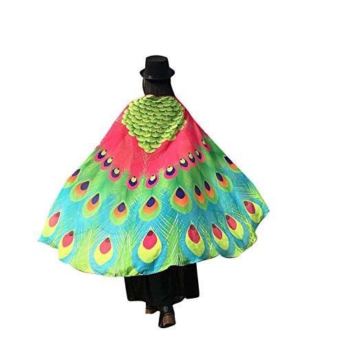 JYJM fasnachtskostüme Damen feenkostüm Schmetterling Cape Bauchtanz flügel kostüm Kimono Kleid Fuchs Tuch Strickjacke Weihnachten umhang mega kostüme Herren schmetterlingcosplay Polyester Chiffon