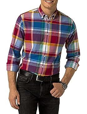 Tommy Hilfiger Herren Freizeit-Hemd