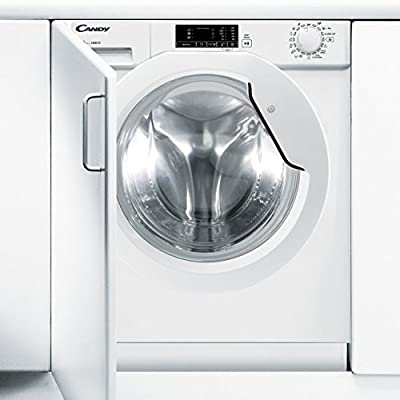 Candy CBWM914D Built-In A+++ Rated Washing Machine in White from Hoover Group