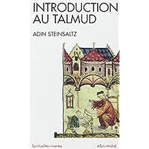 Introduction au Talmud