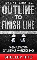 Are you looking for tips on writing a book? In this book, I share strategies on how to write a book from outline to finish line. My focus is on writing nonfiction books because I have personally written 35+ nonfiction books and have developed a sy...