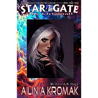 """STAR GATE – Staffel 2 – 013-014: Ailinia Kromak: """"Ein Geheimnis der grausigen Art!"""" (STAR GATE – das Original - Staffel 2, Band 13)"""