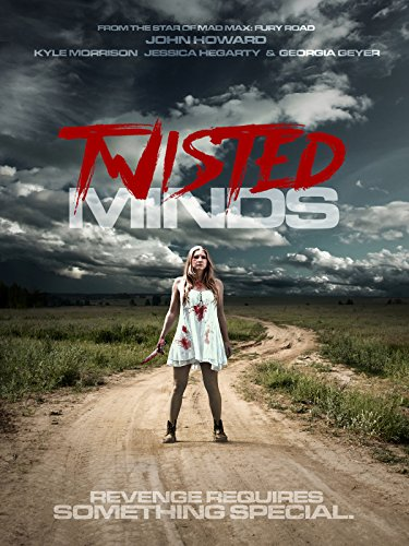 Twisted Minds Cover