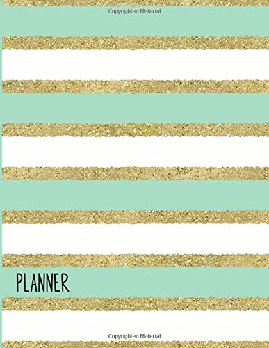 litter Planner 3-Month Journal Daily Weekly Monthly Organizer Notebook: Softcover Business Student Blog ()