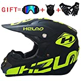 Adult Offroad Helm, Mountainbike, Beach Motocross Helm,A,M