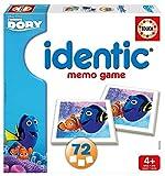 Educa Borrás Buscando a Dory - Identic Memo Game 16690