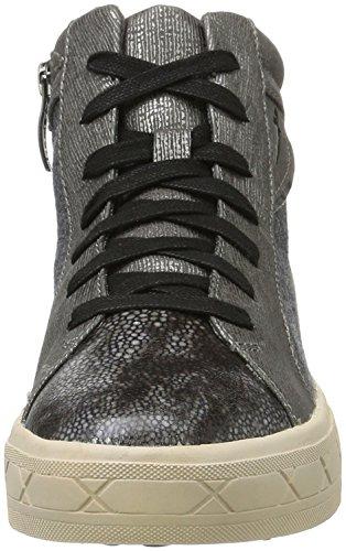Tamaris 25217, Sneakers Hautes Femme Gris Anthracite Com 234
