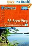Hikeline Fernwanderweg 66-Seen-Weg, E...