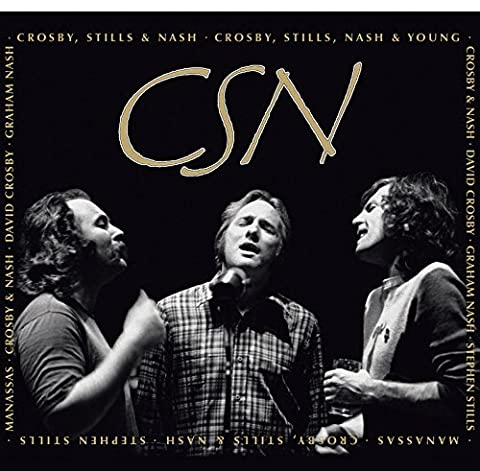 Crosby Stills Nash Repacked