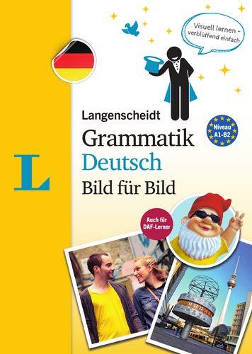 Langenscheidt Grammatik Deutsch Bild für Bild - Die visuelle Grammatik für den leichten Einstieg...
