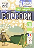 Yum Kah Pop Corn per Microonde - 90 gr