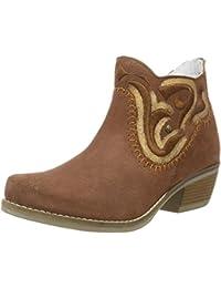 bugatti Damen V8238pr3 Cowboy Stiefel