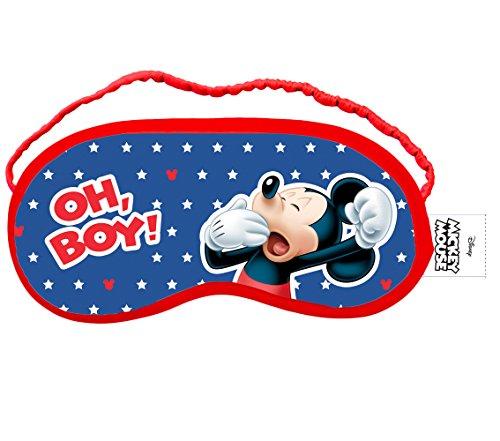 Disney Kinder Eye MASK Mickey Automotive, Mehrfarbig, S